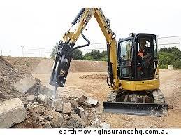 earthmoving equipment insurance
