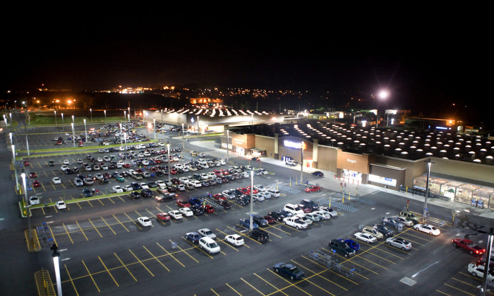 Led Parking Lot Lights And Outdoor Lighting All You Need