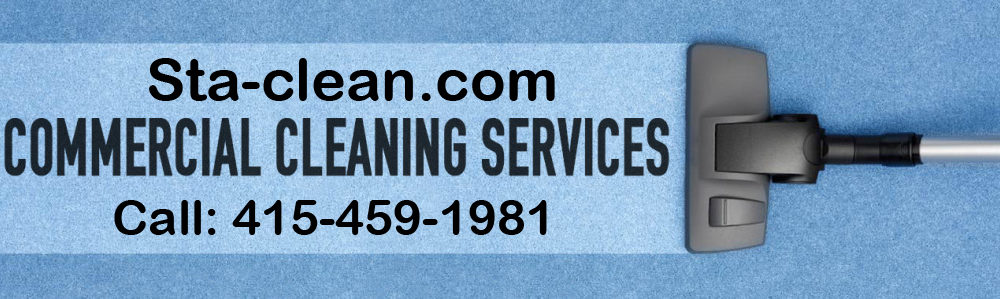Commercial Janitorial Services San Francisco